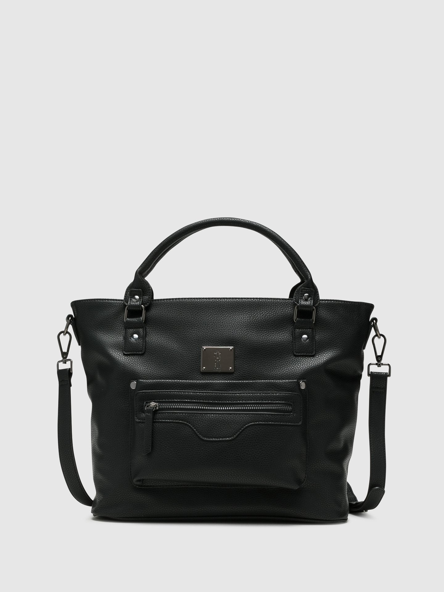 Fly London Black Handbag Bags