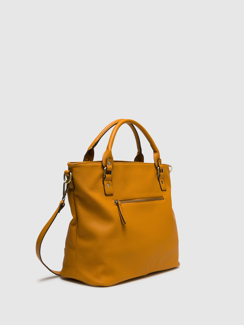 Yellow Handbag Bags