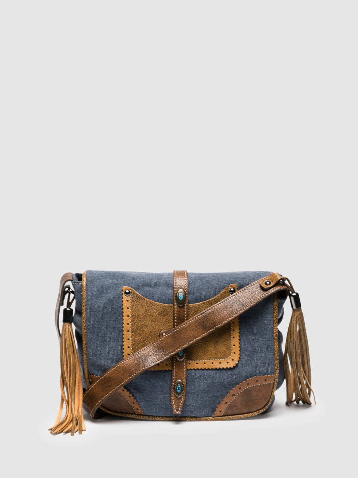 Foreva Multicolor Crossbody Bag