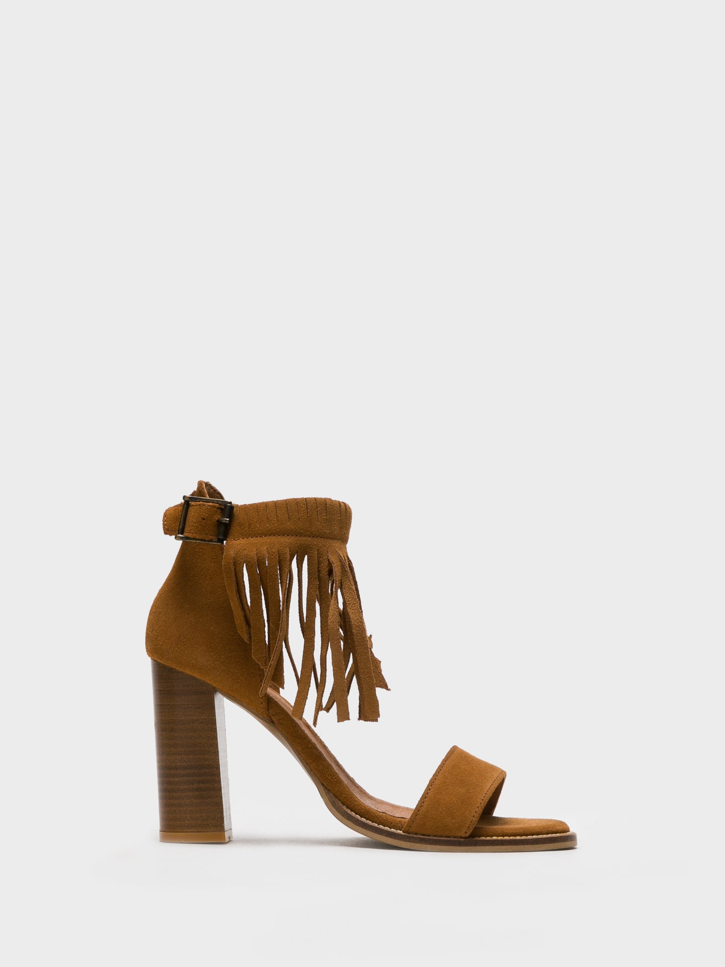 Foreva Beige Strappy Sandals