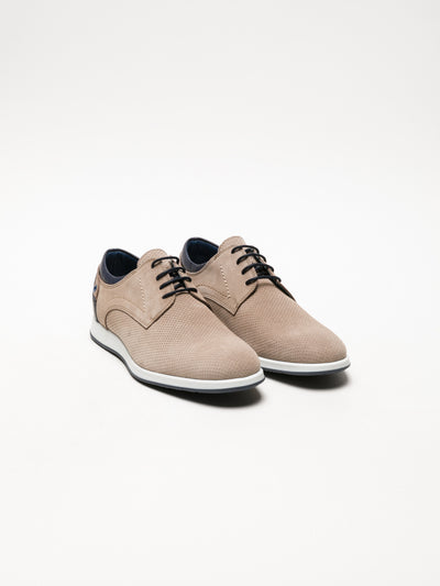 Foreva Beige Derby Shoes