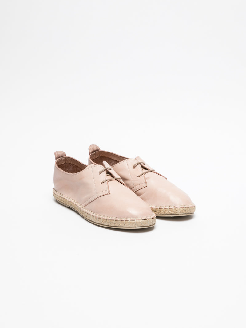 Foreva Pink Flat Shoes