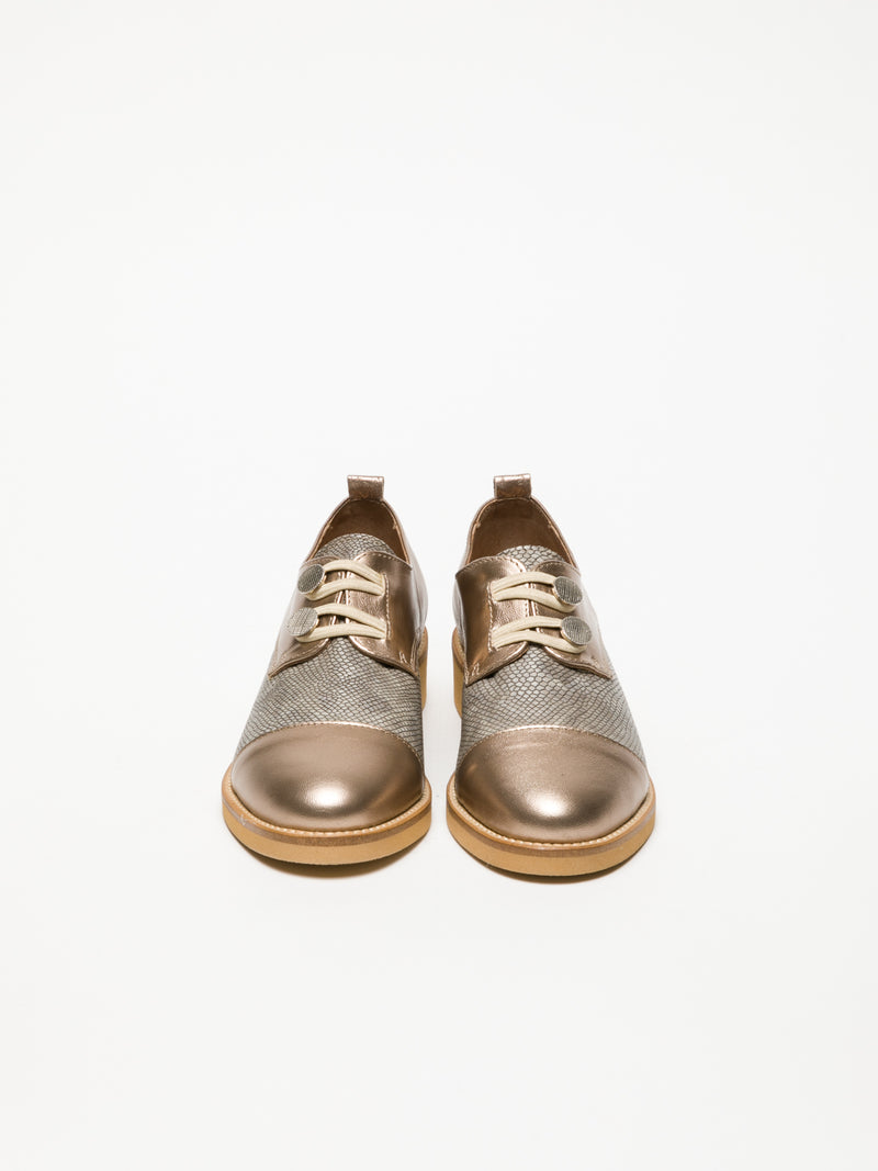 Gold Derby Shoes