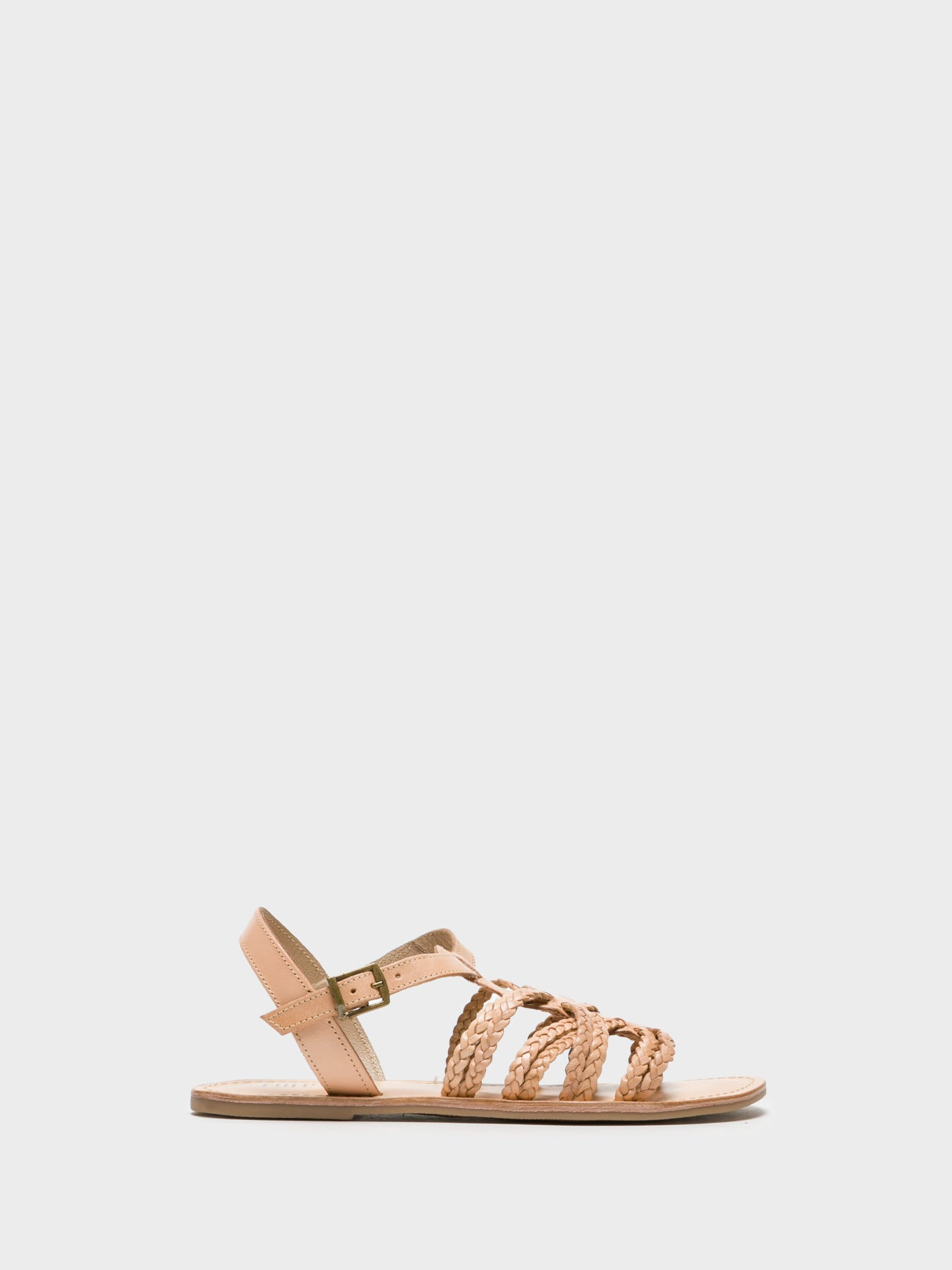 Foreva BlanchedAlmond	 Strappy Sandals