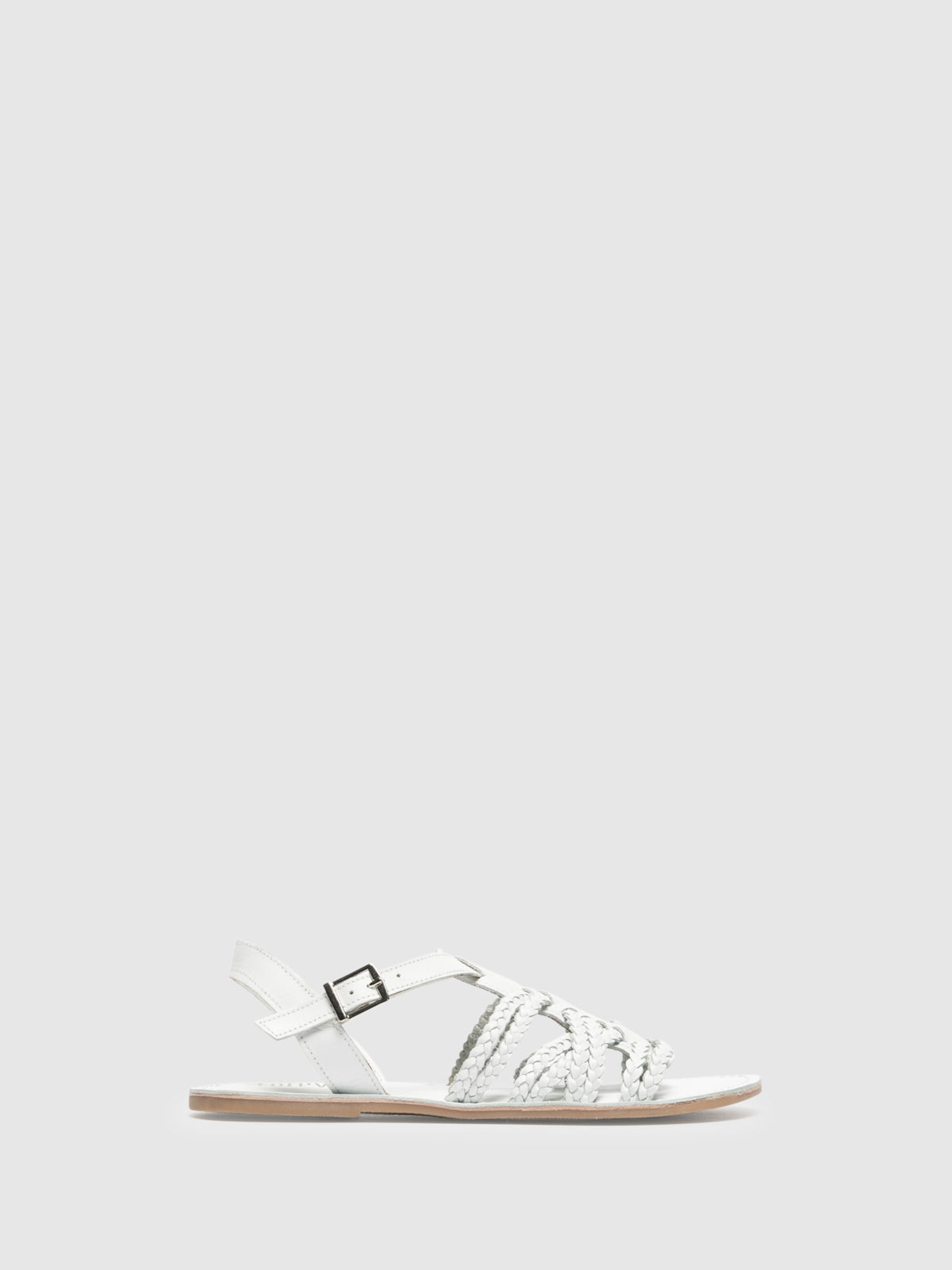Foreva White Strappy Sandals