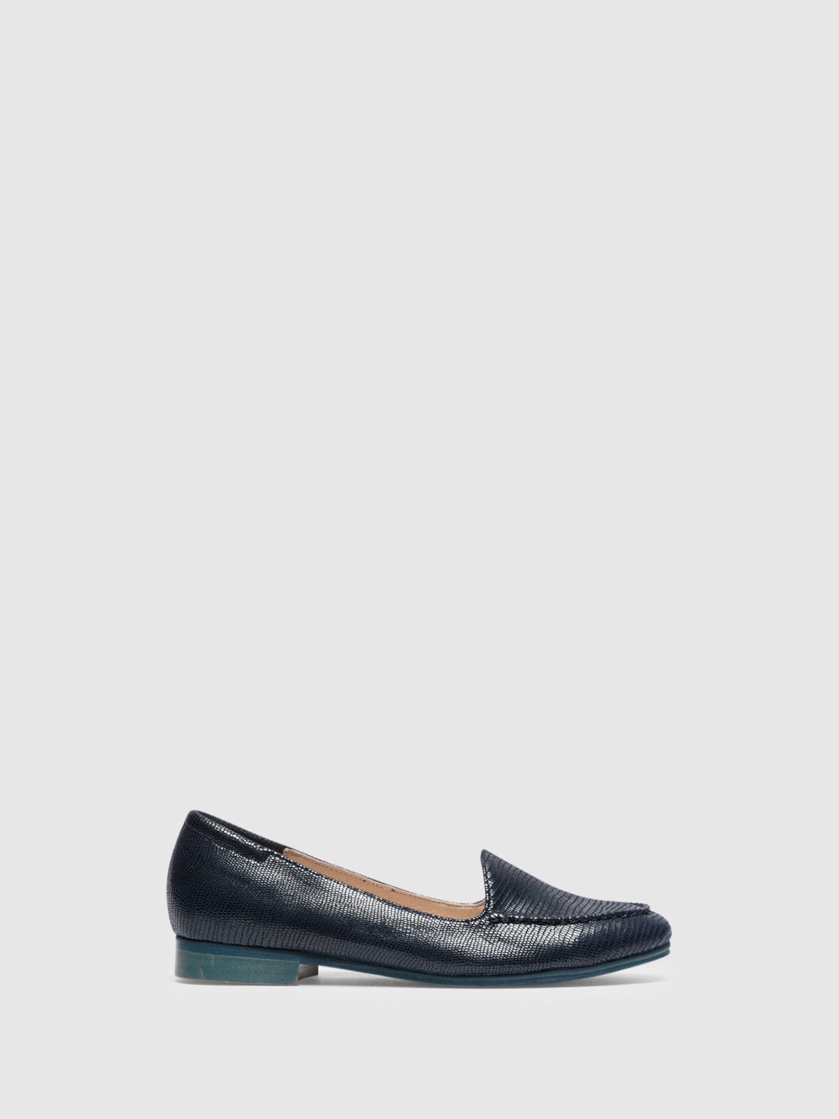 Foreva Blue Mocassins Shoes