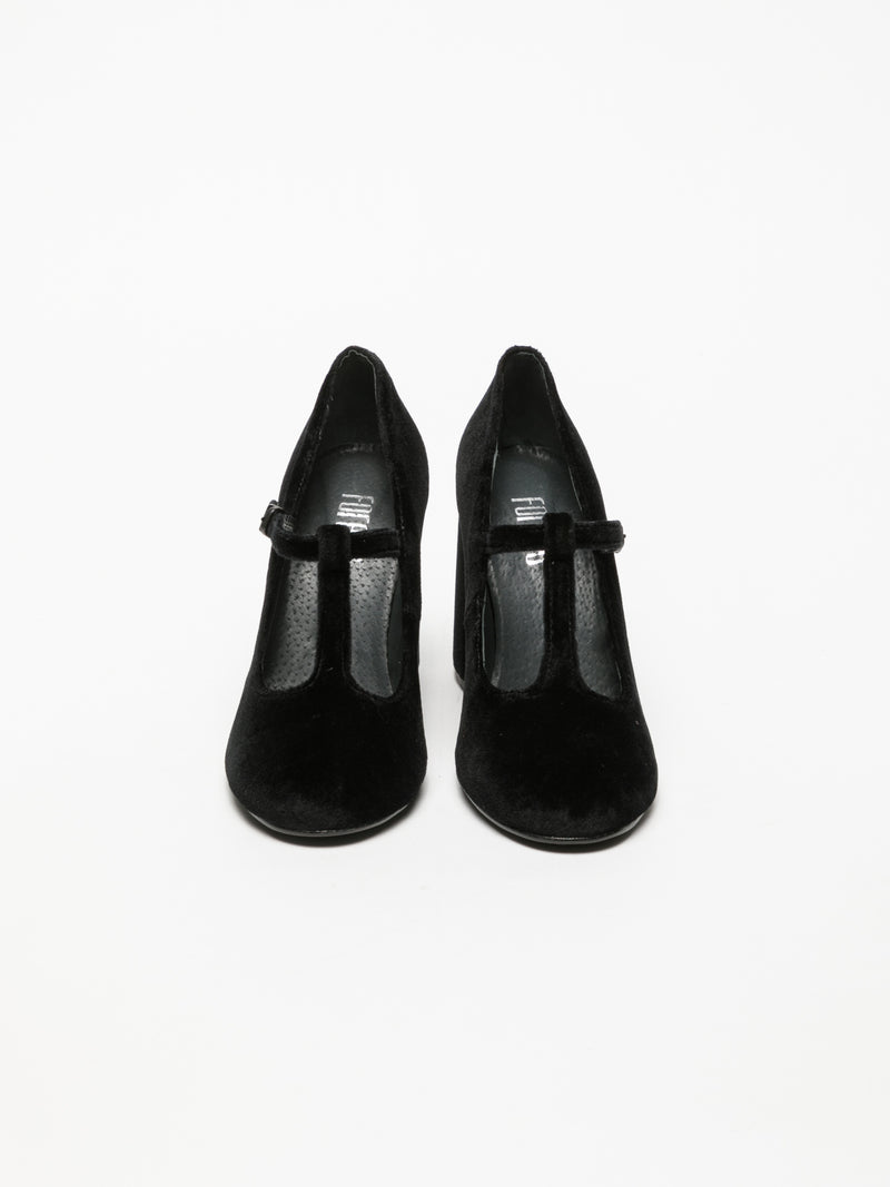 Black Mary Jane Shoes