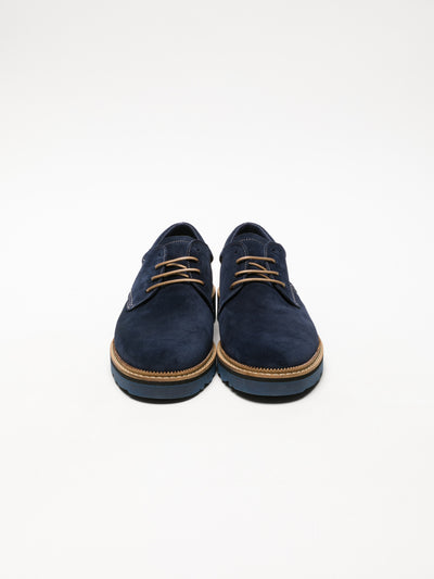 Foreva Blue Derby Shoes