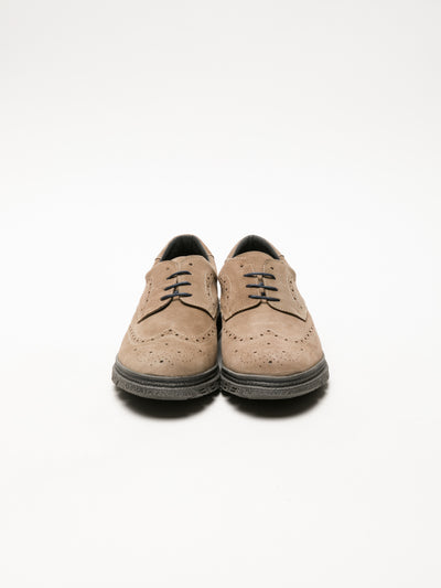 Foreva Tan Derby Shoes