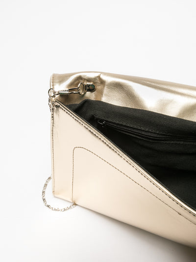 Foreva Gold Clutch