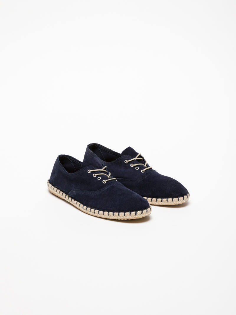 Foreva Navy Flat Shoes