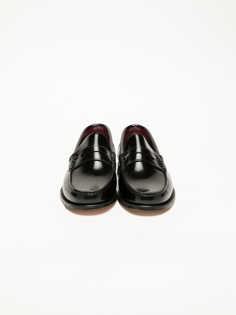 Foreva Black Mocassins Shoes