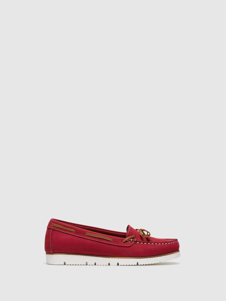 Foreva Red Nautical Shoes