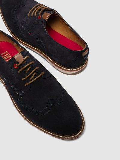 Foreva Navy Oxford Shoes