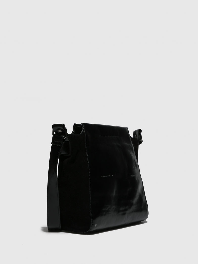 Black Shoulder Bag