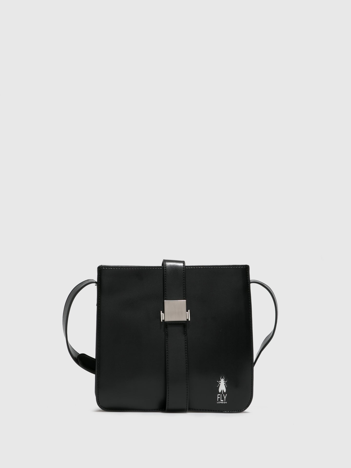 Fly London Shoulder Bags ANJU709FLY COLETTE BLACK
