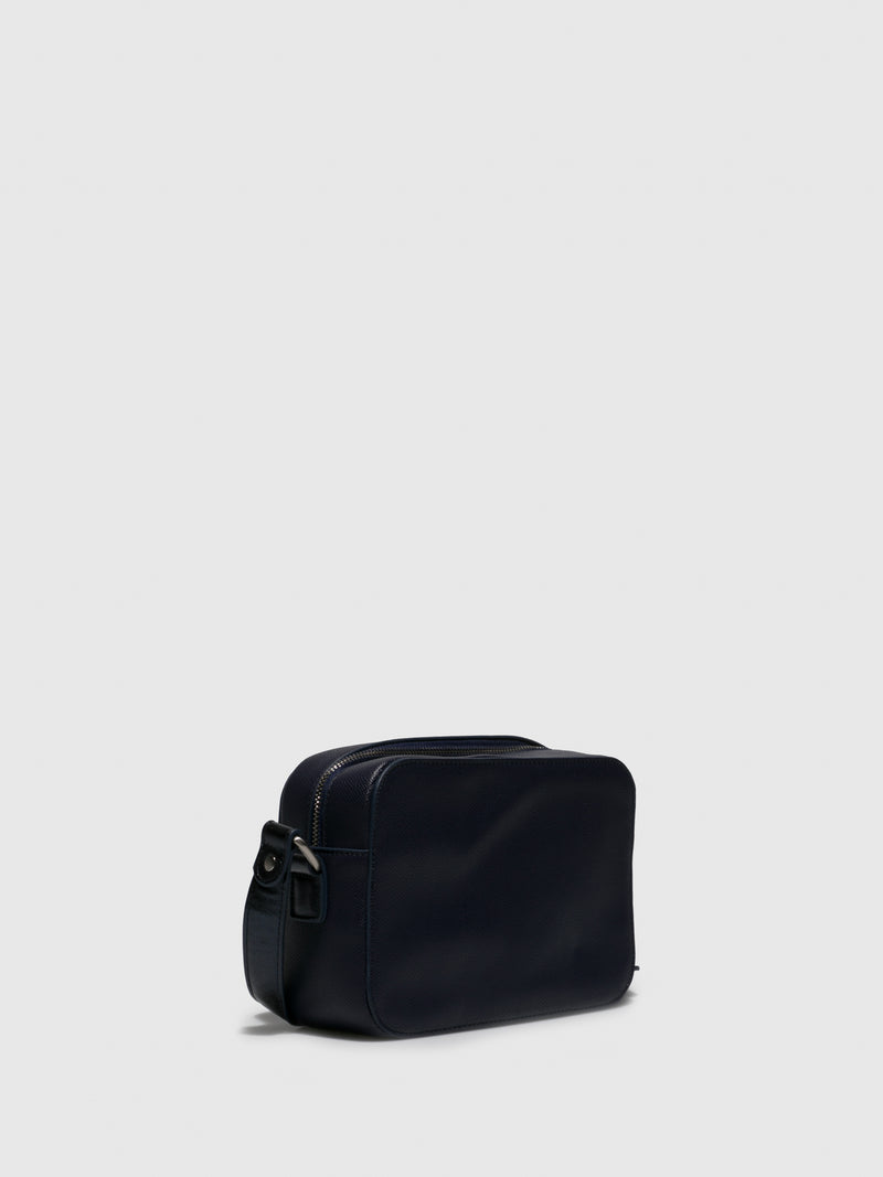 Fly London Navy Crossbody Bag