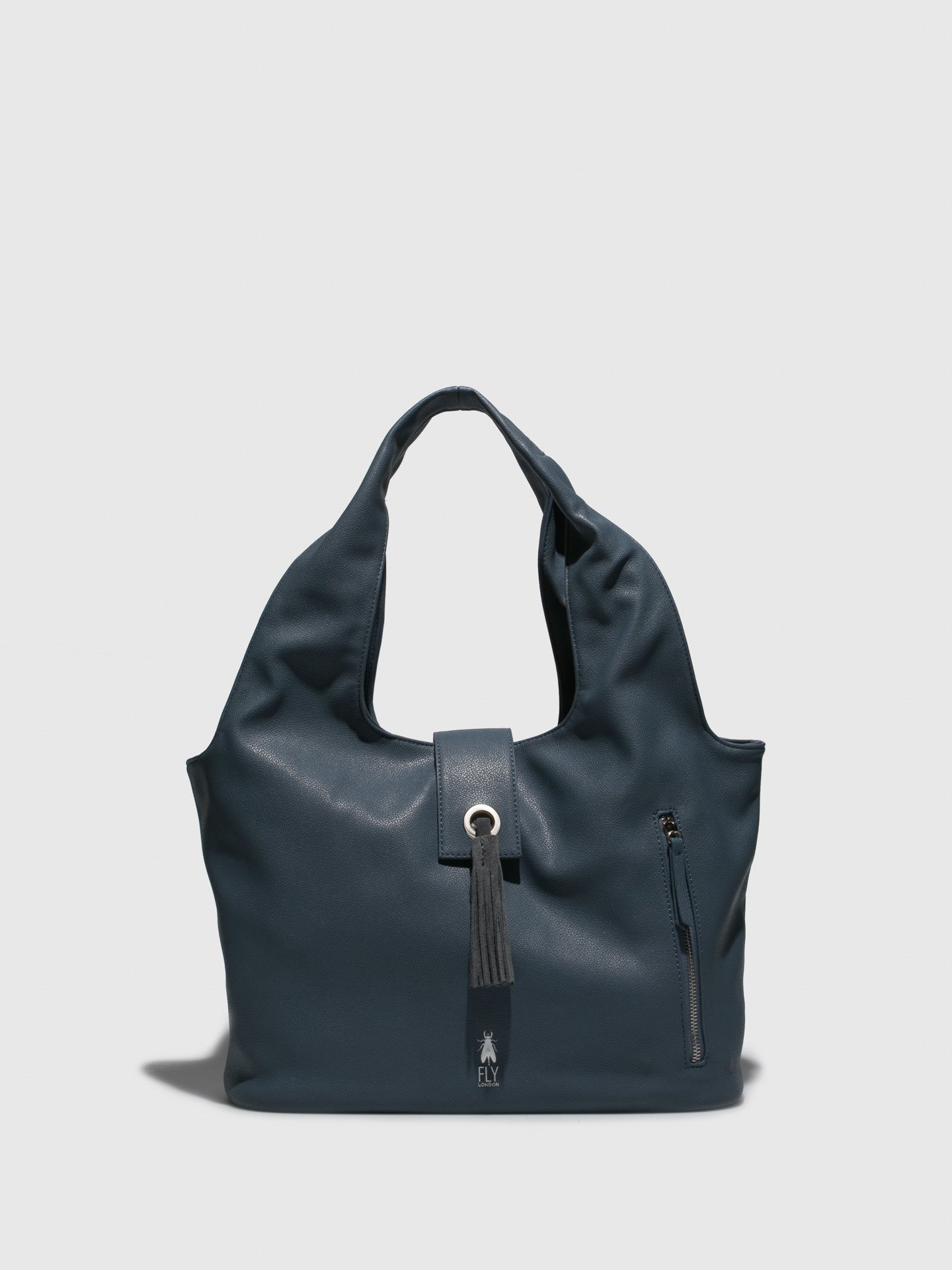 Fly London Blue Shoulder Bag