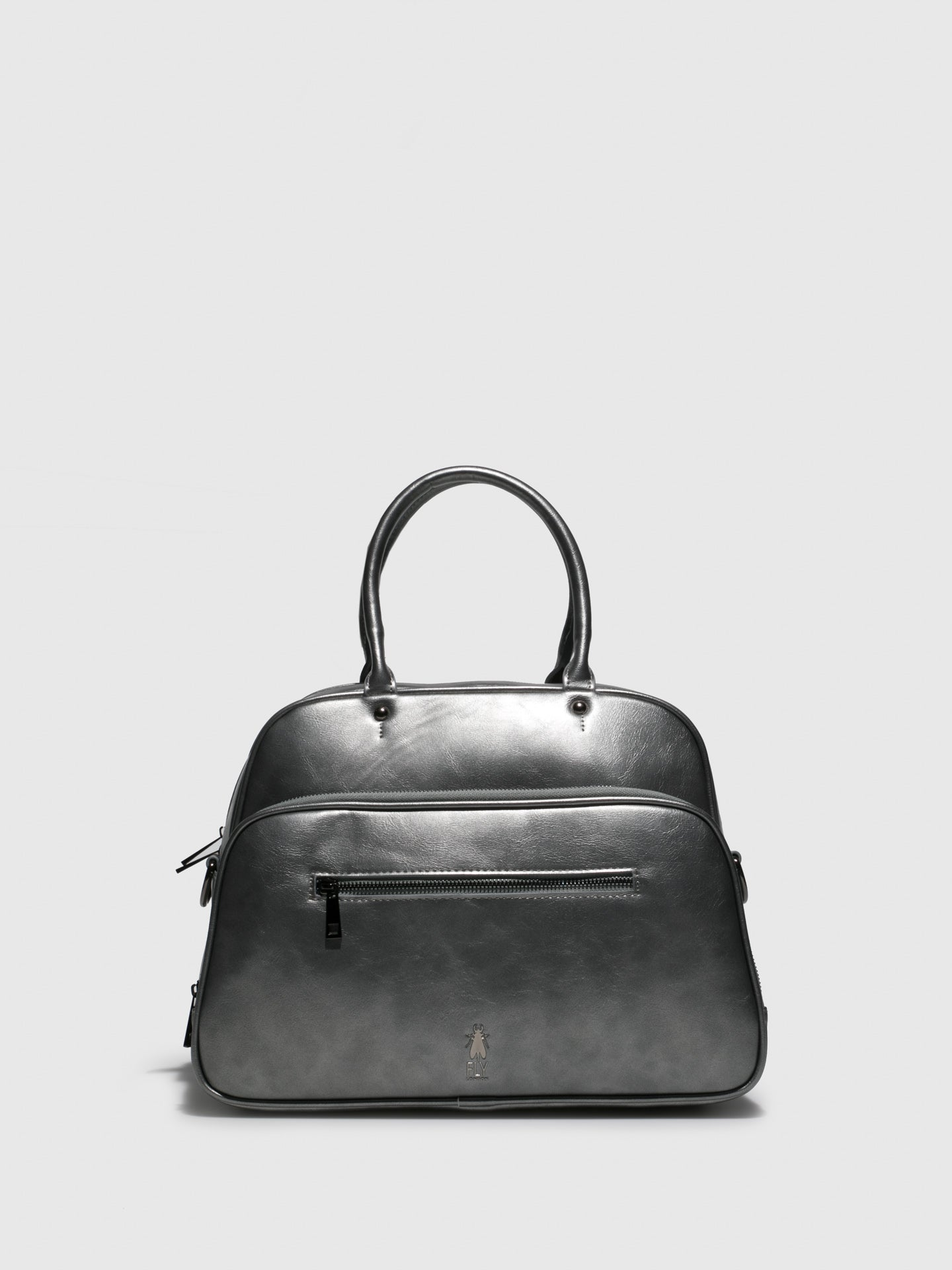Fly London Gray Handbag