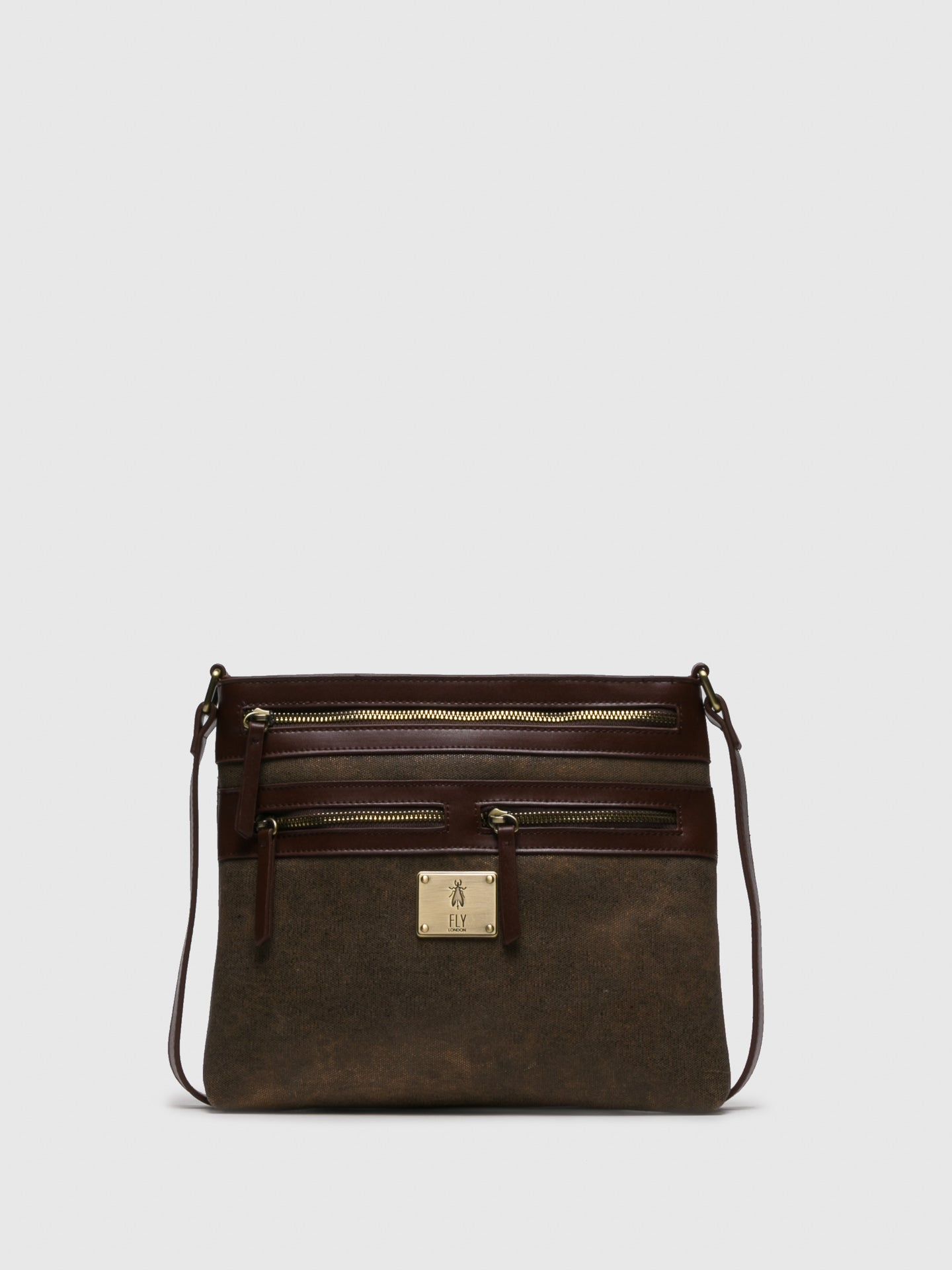 Fly London Olive Crossbody Bag