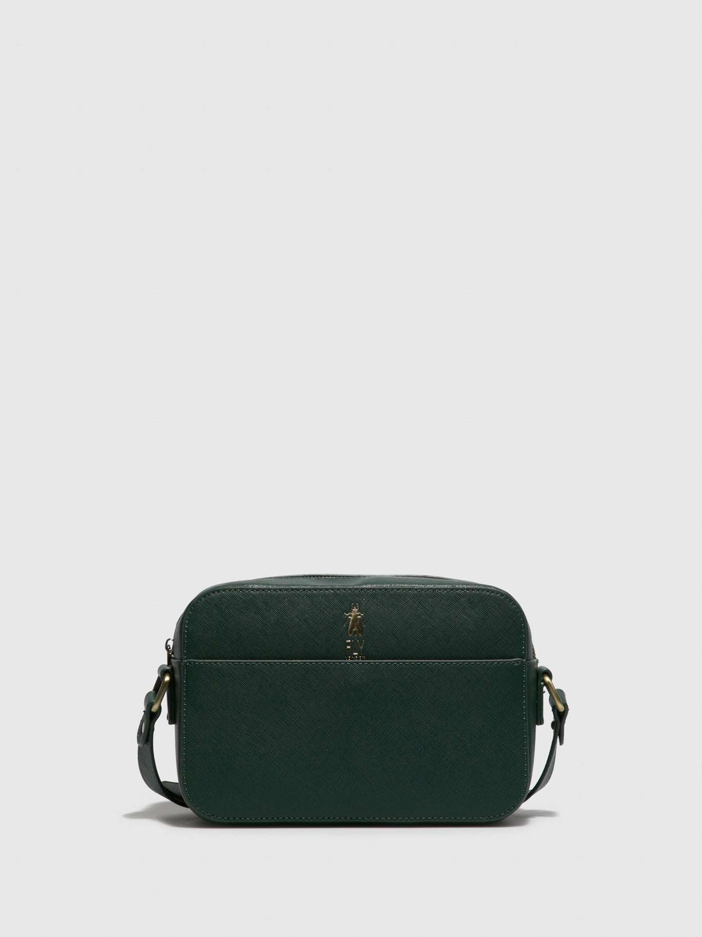 Fly London Shoulder Bags ARES692FLY PHOBOS DK GREEN