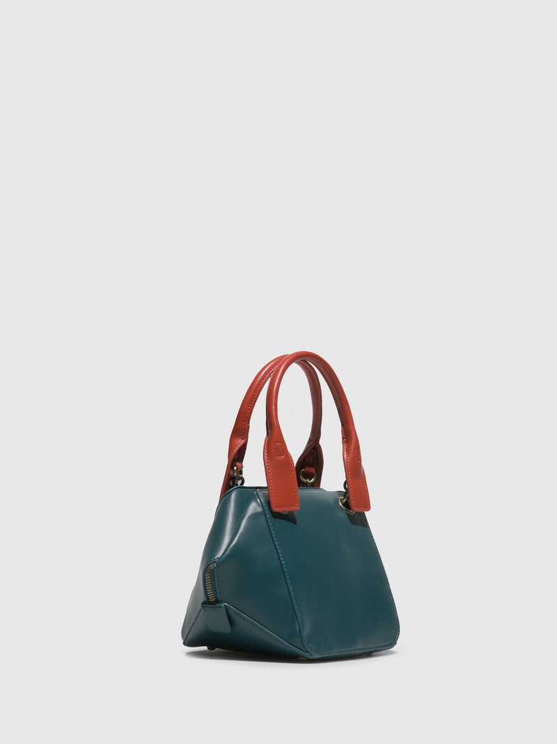 Fly London Handbag Bags AVRE697FLY AUSTIN TEAL