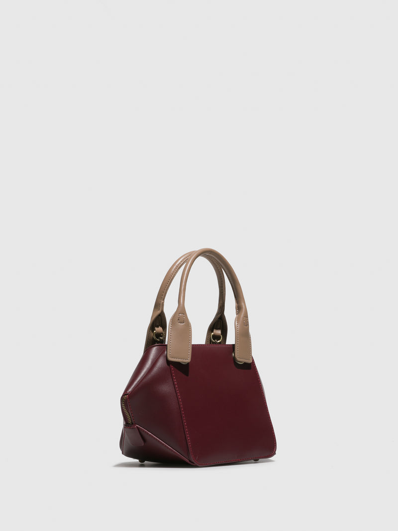 Fly London Handbag Bags AVRE697FLY AUSTIN WINE