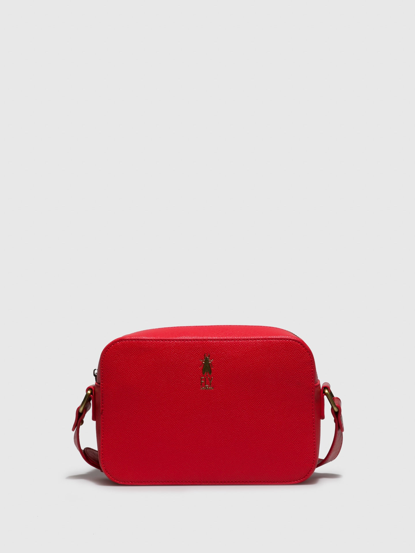 Fly London Red Crossbody Bag