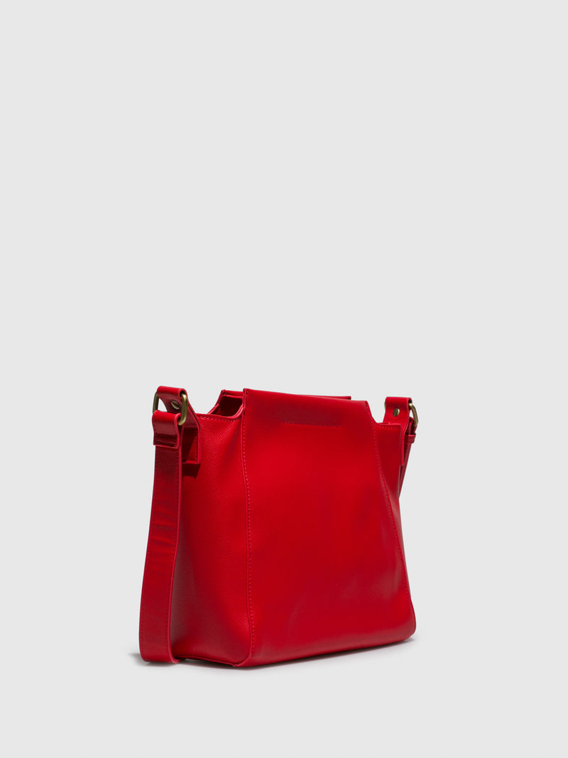 Fly London Red Shoulder Bag