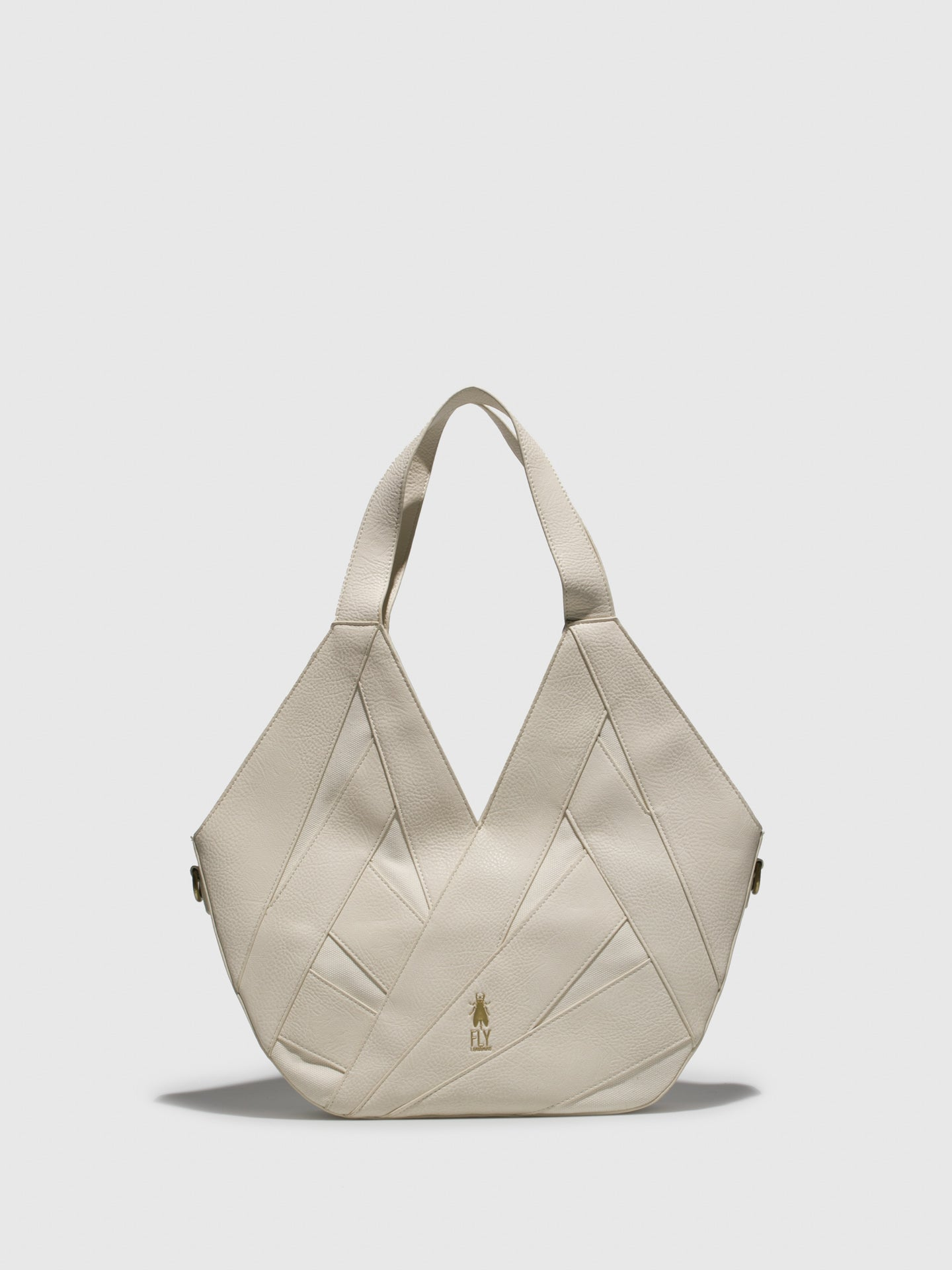 Fly London White Shoulder Bag