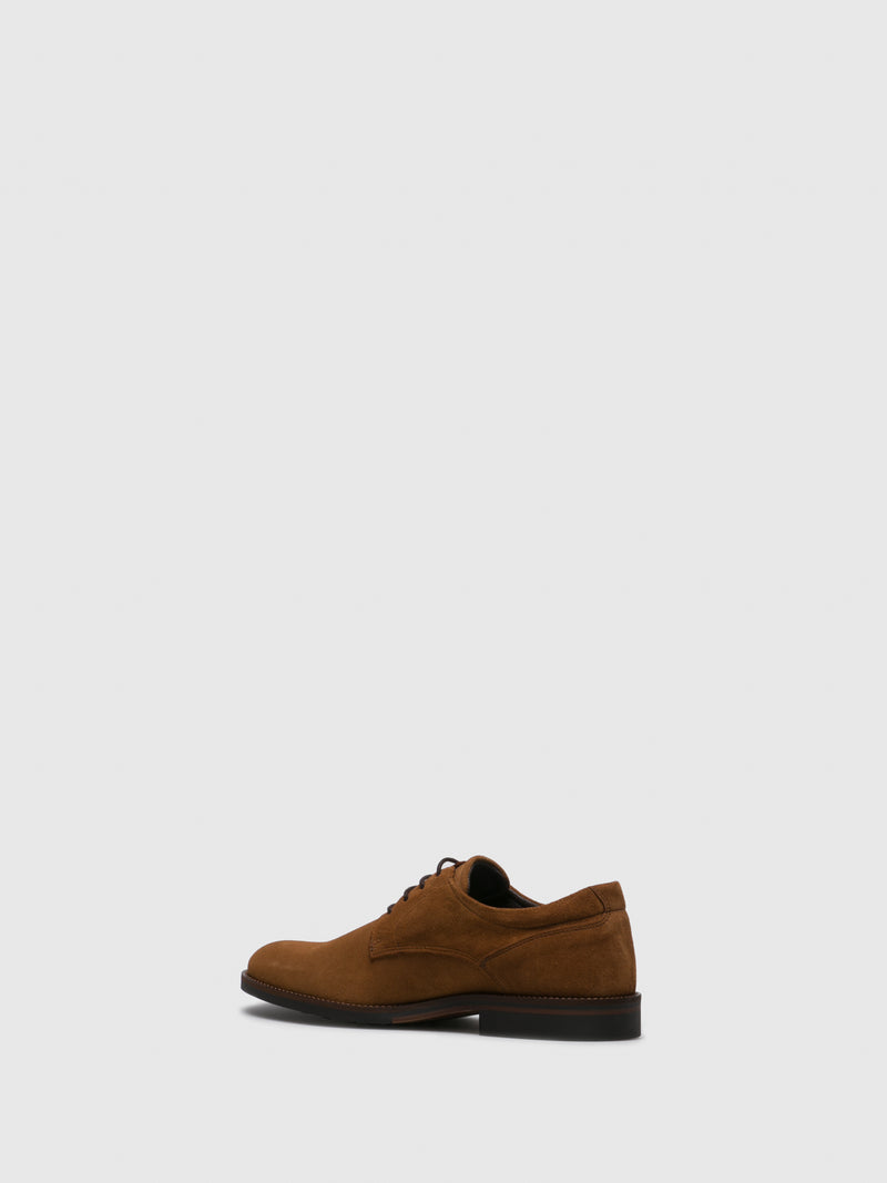 Foreva Camel Derby Shoes