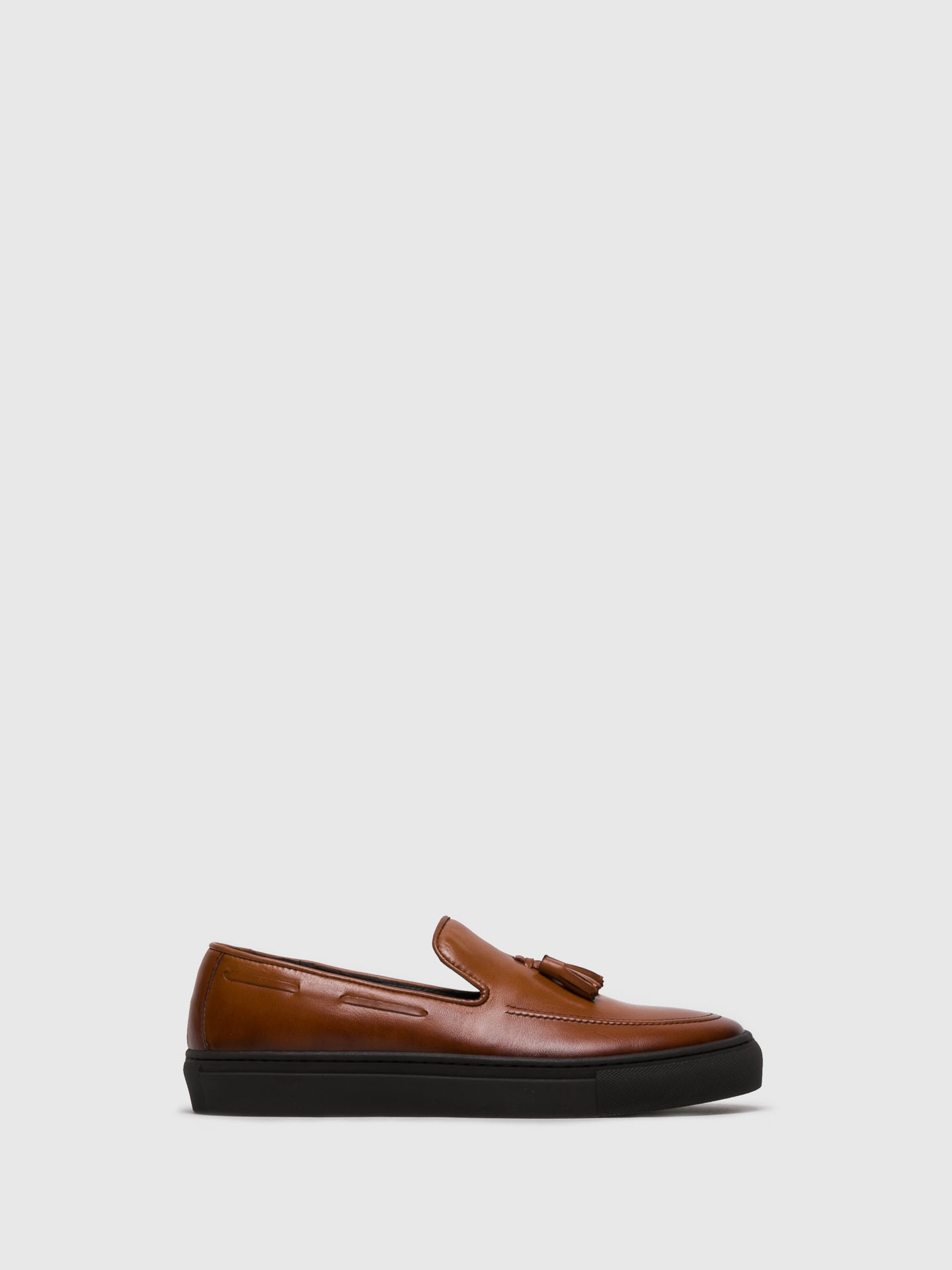 Foreva Brown Loafers Shoes