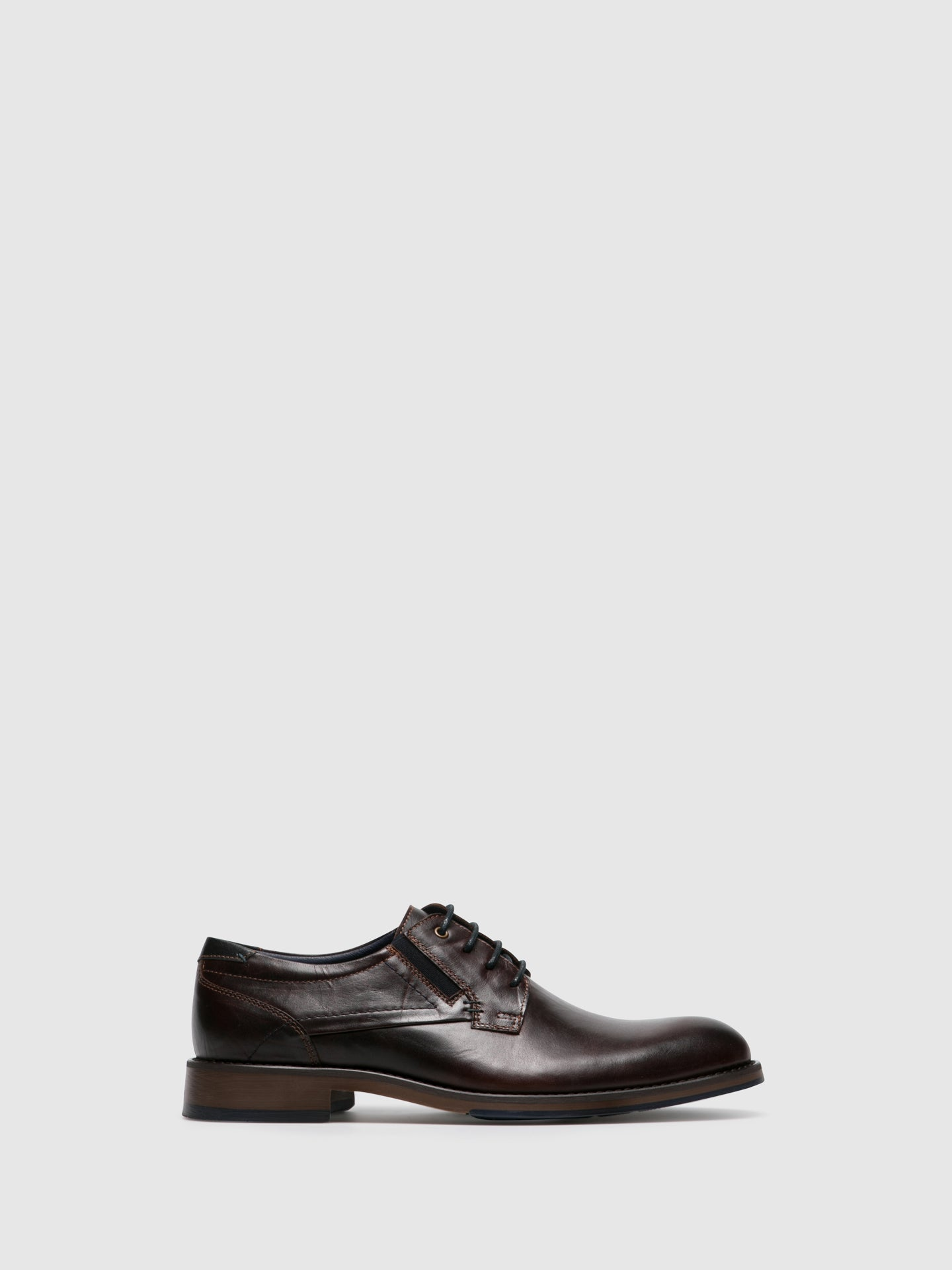 Foreva Chocolate Lace-up Shoes