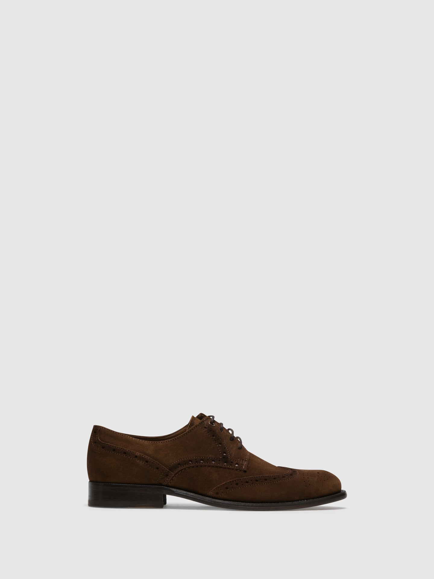 Foreva Camel Suede Oxford