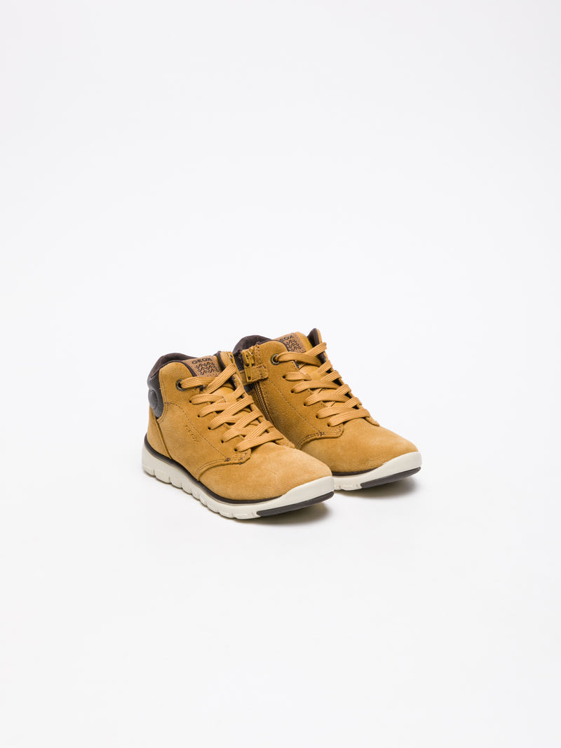 Geox Peru Lace-up Trainers