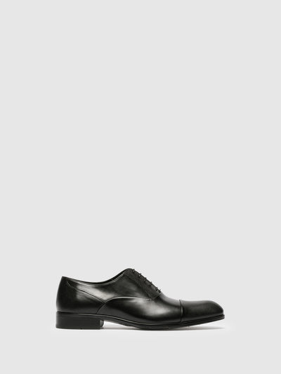 Gino Bianchi Black Oxford Shoes