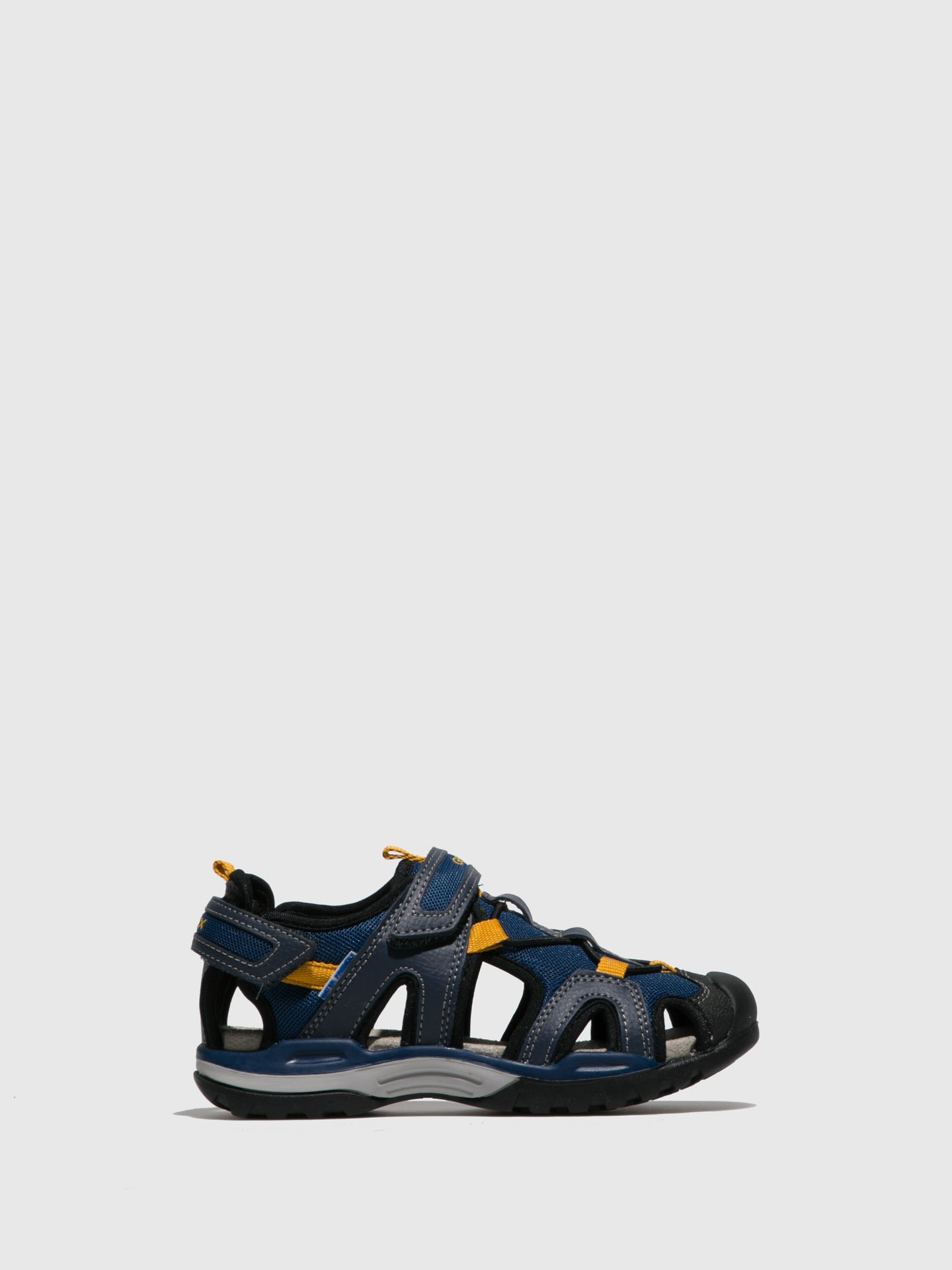 Geox Navy Crossover Sandals