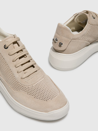 Geox Wheat Lace-up Shoes