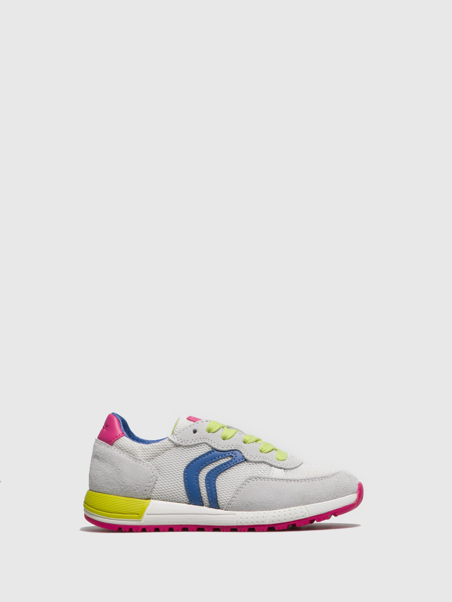 Geox Multicolor Lace-up Trainers
