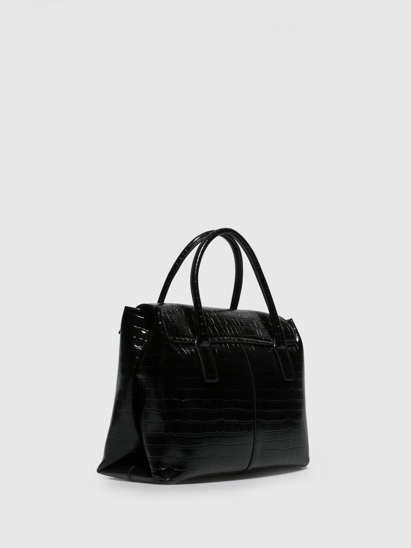 Hispanitas Black Handbag
