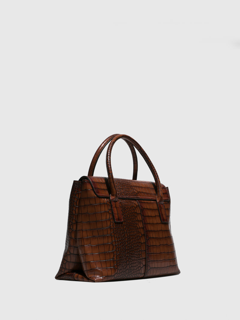 Hispanitas Brown Handbag
