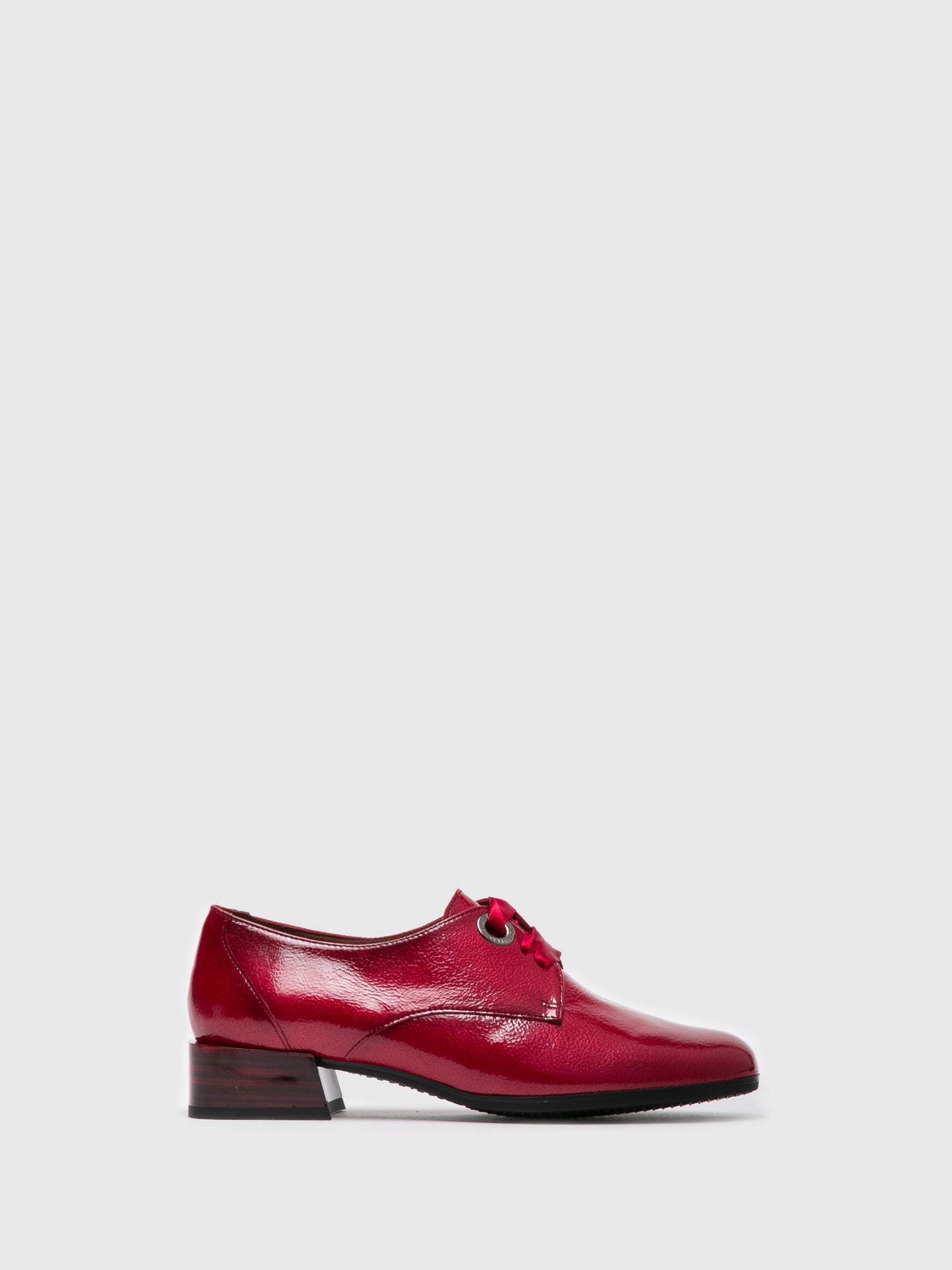 Red Derby Shoes - Overcube