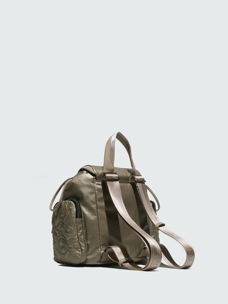 Hispanitas Beige Backpack