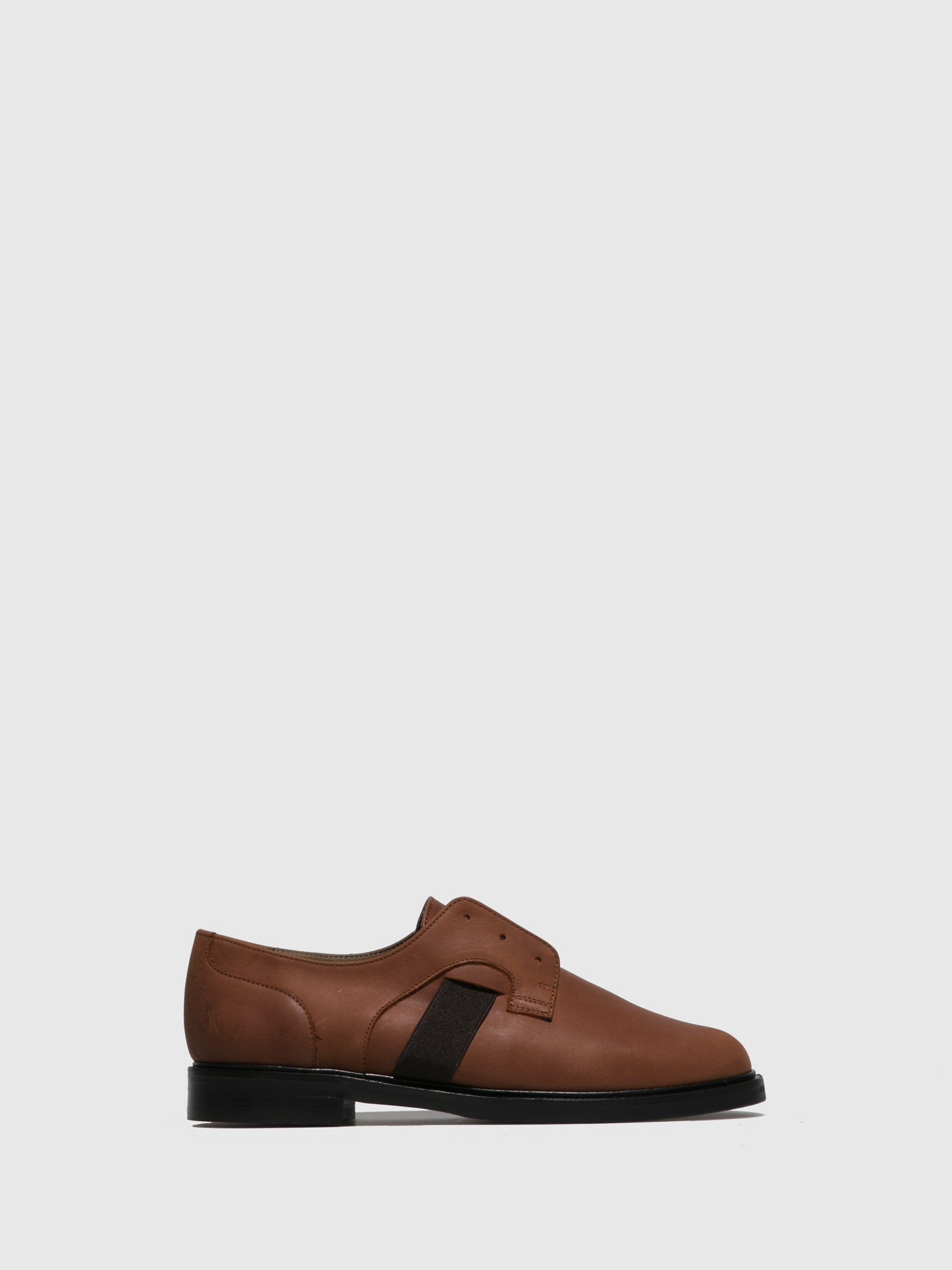 JJ Heitor Camel Slip-on Shoes