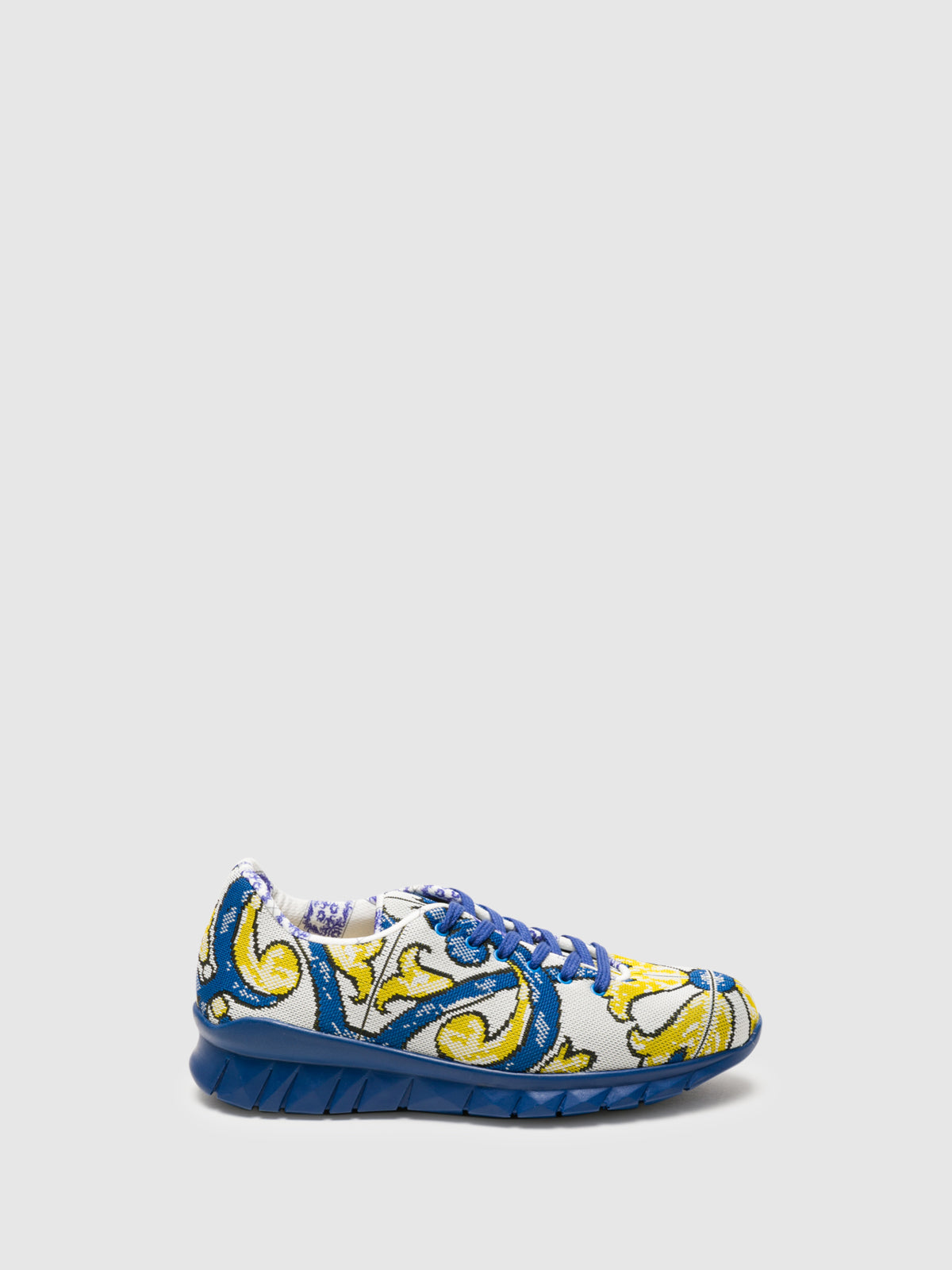 Lazuli Multicolor Lace-Up Trainers