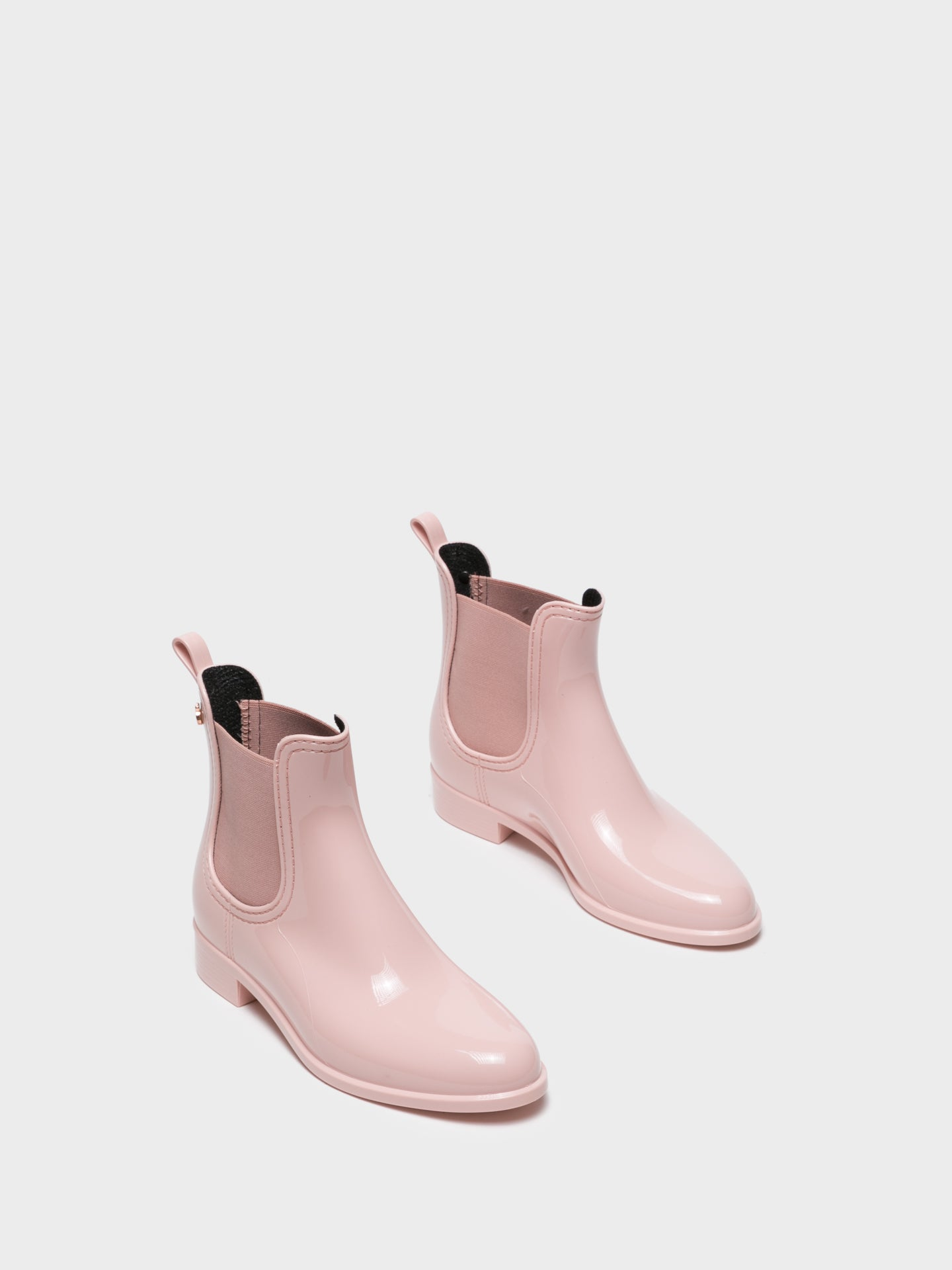Lemon Jelly LightPink Chelsea Ankle Boots