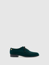 Lemon Jelly DarkGreen Oxford Shoes