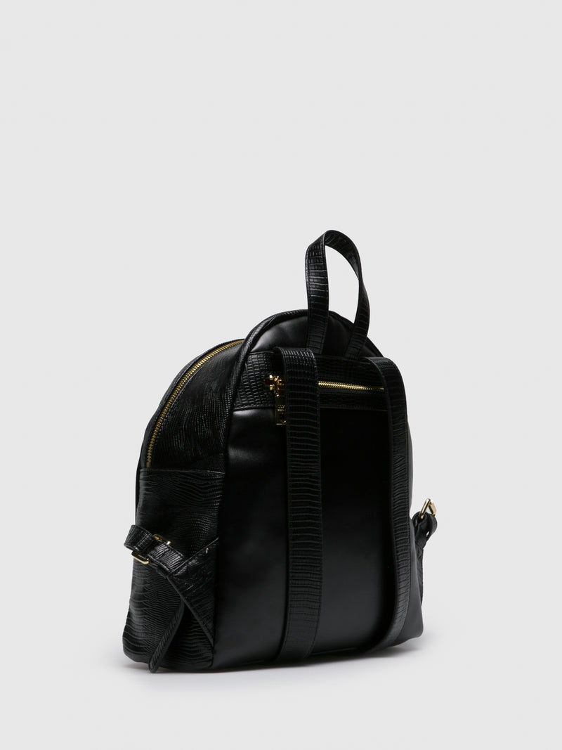 LOVE MOSCHINO Black Backpack