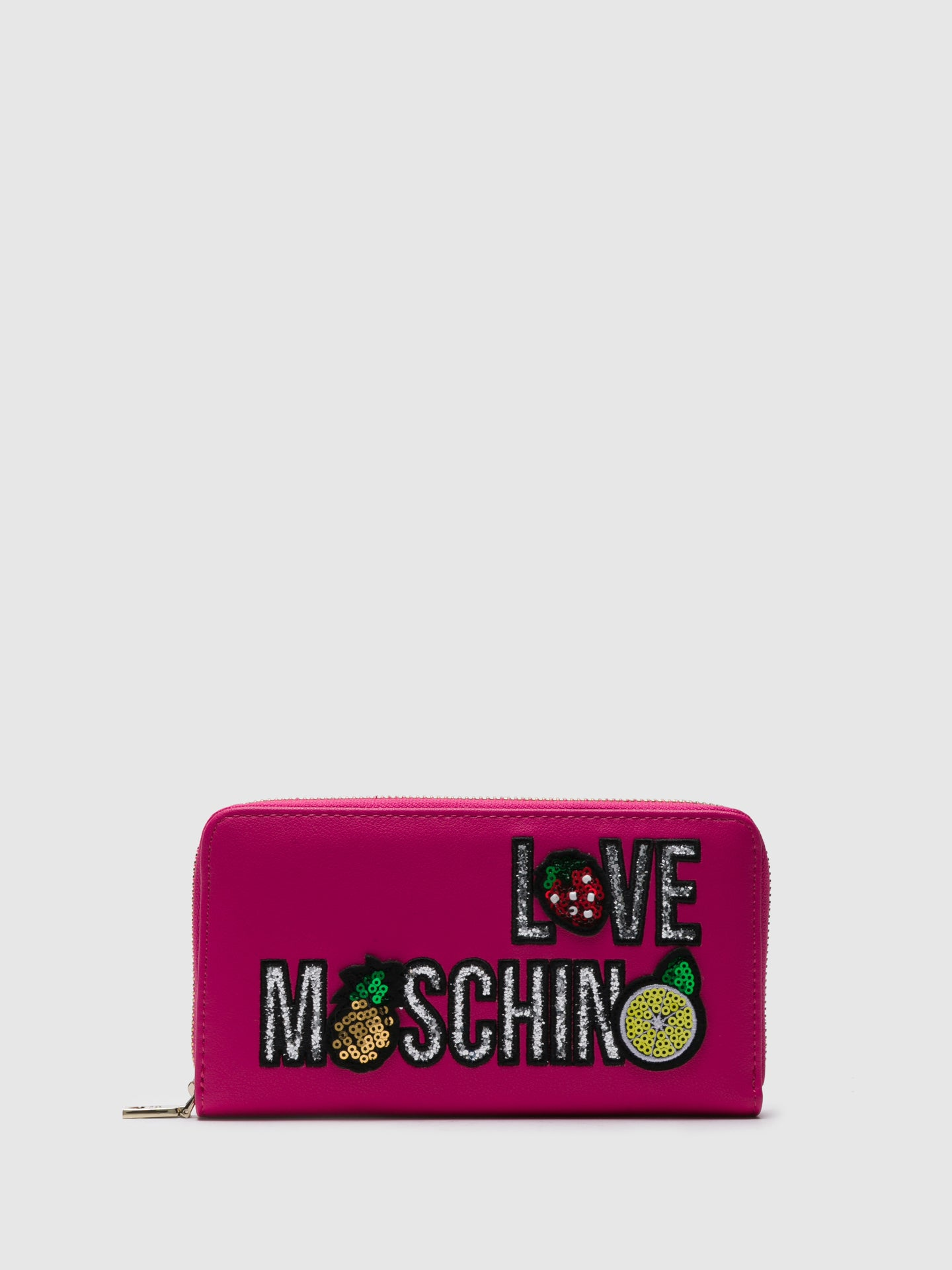 LOVE MOSCHINO Pink Wallet