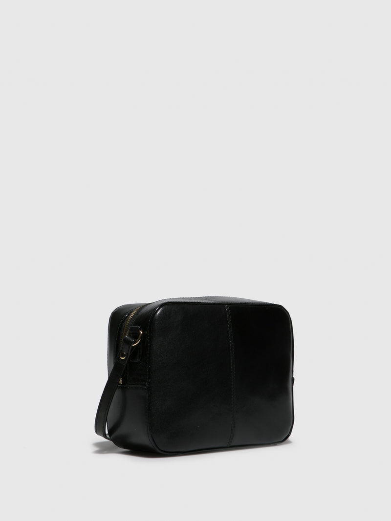 MARTA PONTI Black Crossbody Bag